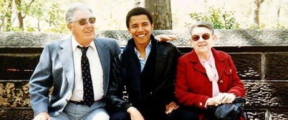 BARACK OBAMA GRANDPARENTS