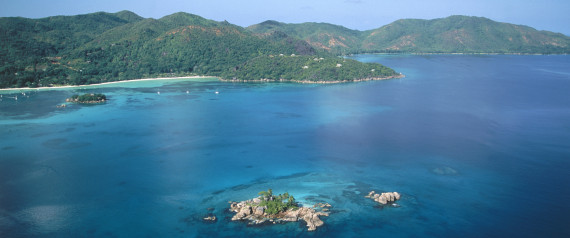 DISAPPEARING ISLANDS RISING SEA LEVELS