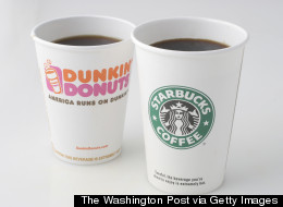 Starbucks vs. Dunkin': Which Is The Most Popular?