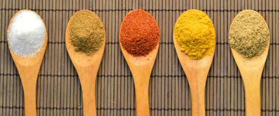 SPICES AND SALT INTAKE