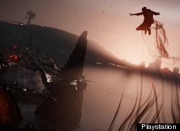 REVIEW: 'Infamous: Second Son'