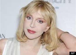 Theater Geek Courtney Love