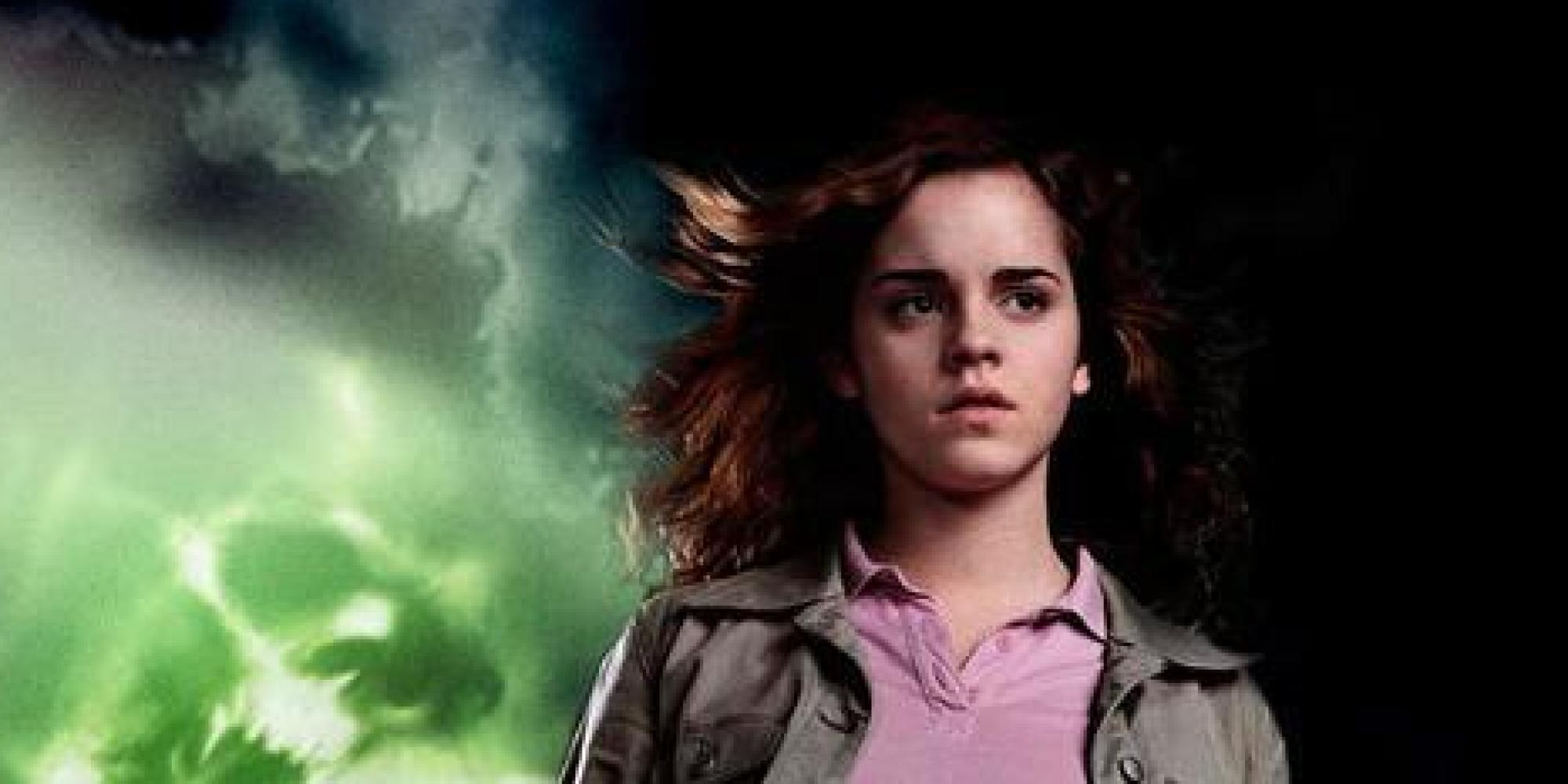 characters female books granger hermione crushed reveal ve they most huffpost