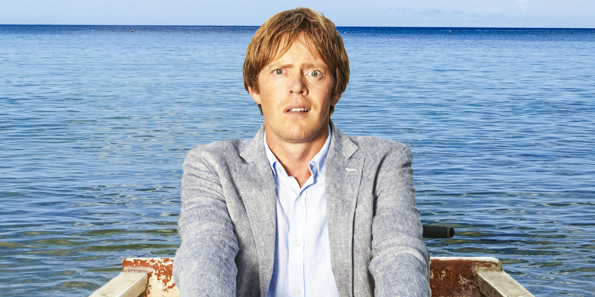 'Death In Paradise' Star Kris Marshall: 'Not Every ...