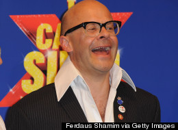 Harry Hill Says 'X Factor' Musical Laughs At Cheryl's Expense