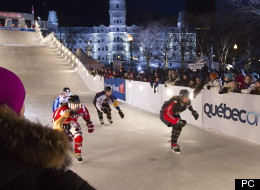 Red Bull Crashed Ice : Une vision née à Prague