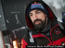 Red Bull Crashed Ice : Christian Papillon, le fin stratège