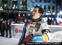 Red Bull Crashed Ice: Marco Dallago champion du monde
