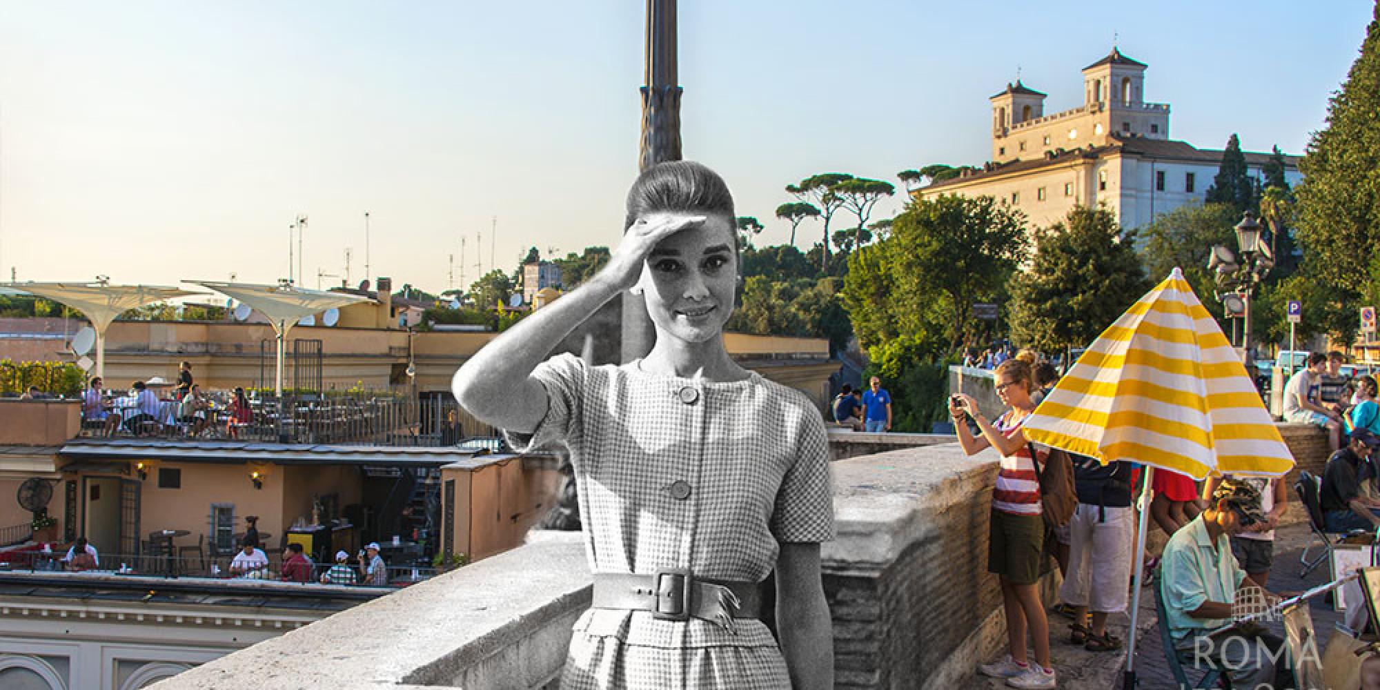 Roma ieri oggi gli scatti tra passato e presente di - Papa bagno chimico ...