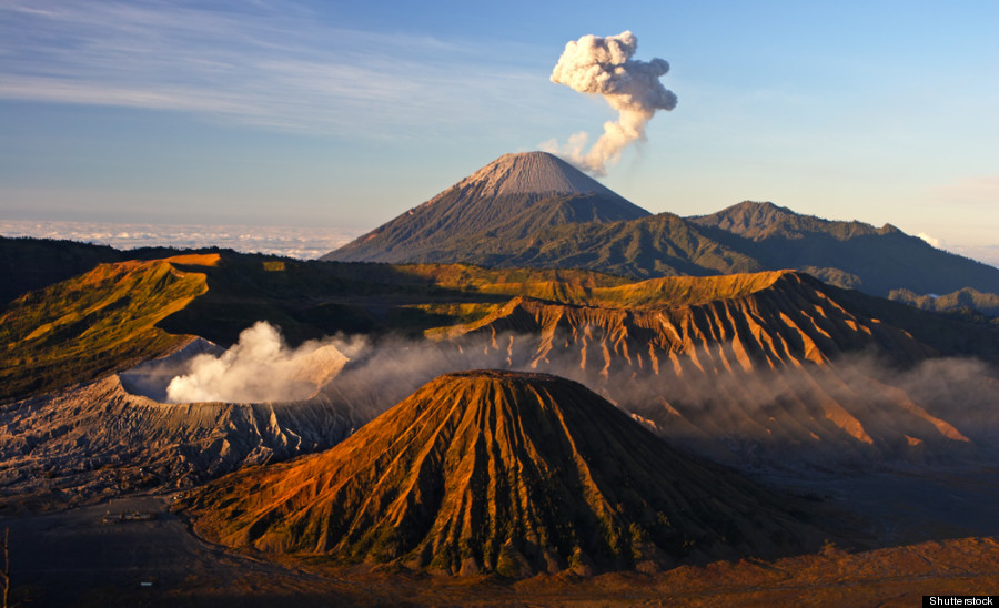 adventure travel volcano hikes