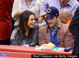 Mila Kunis Is Reportedly Pregnant With Ashton Kutcher's Child