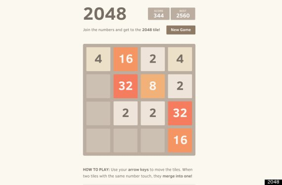 2048' Tips, Hints And Cheats: How To Get A High Score (And Beat Your ...