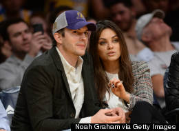 Mila Kunis 'Pregnant With Ashton Kutcher's Child'
