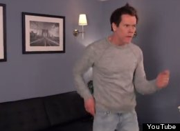WATCH: Kevin Bacon Recreates The 'Footloose' Dance 30 Years On