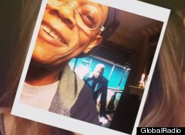 Samuel L. Jackson Makes Sense Of The Selfie...