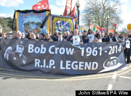 May Day Rally To Commemorate Tony Benn And Bob Crow