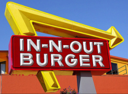 In N Out Burger Dallas Texas Expansion