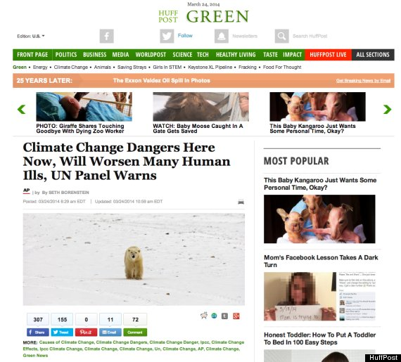 huffpost green
