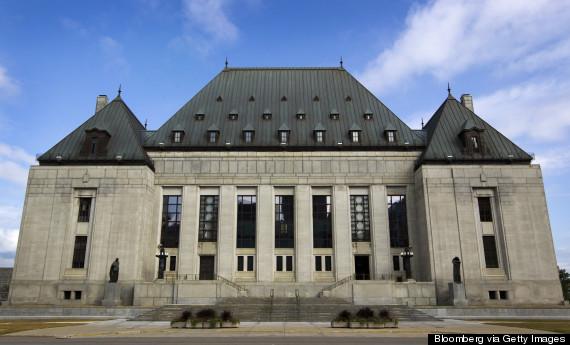 canada supreme court