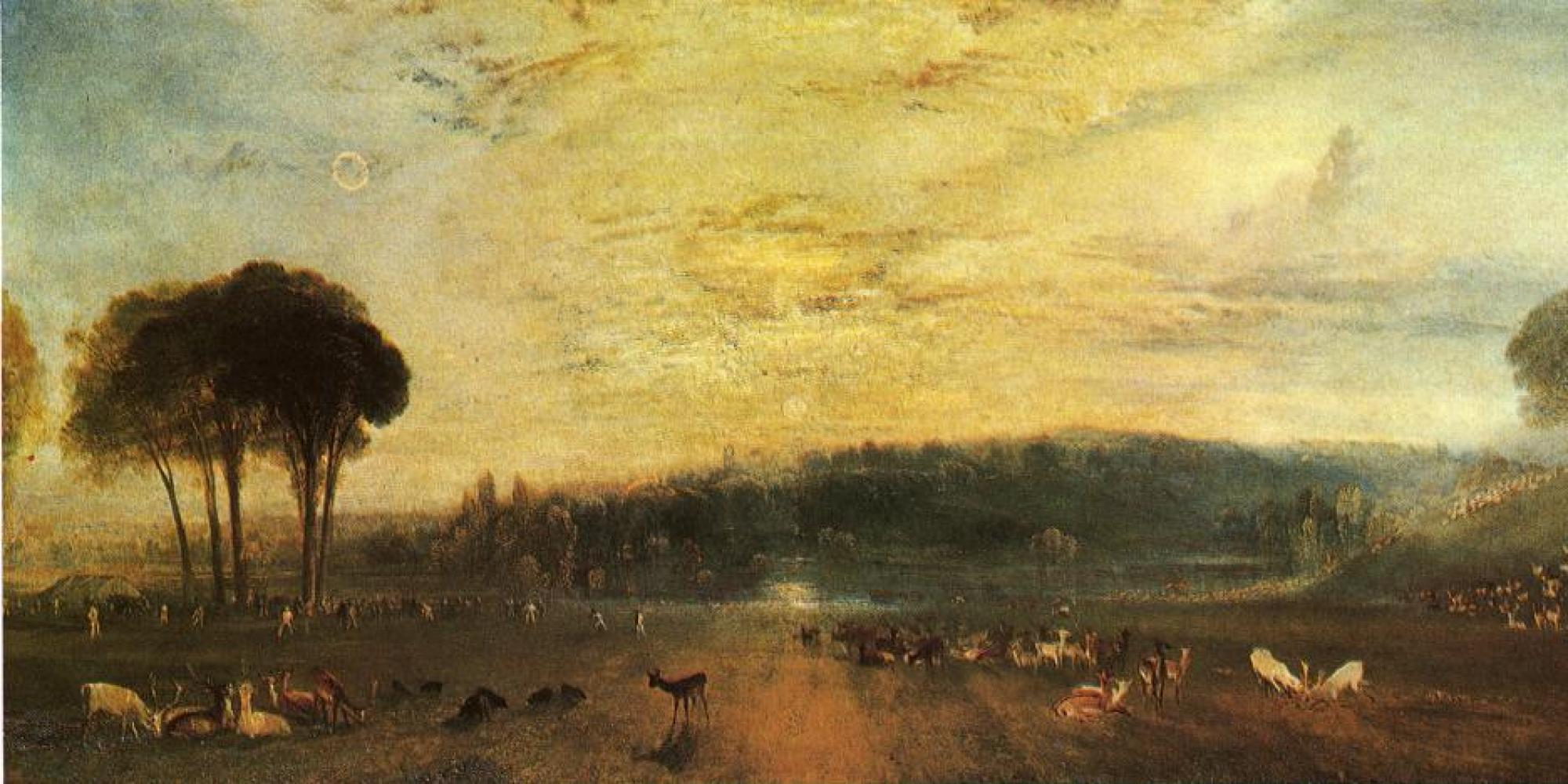 Secrets Of Earth's Past Discovered In Famous Paintings