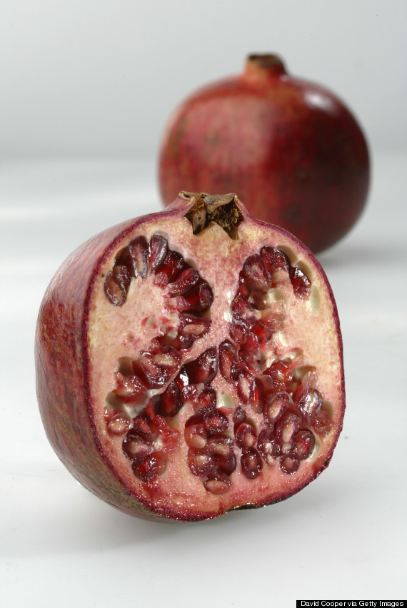 Slow Juicer Pomegranate : 6 Amazing Anti-Aging Foods You Can Eat For Breakfast HuffPost