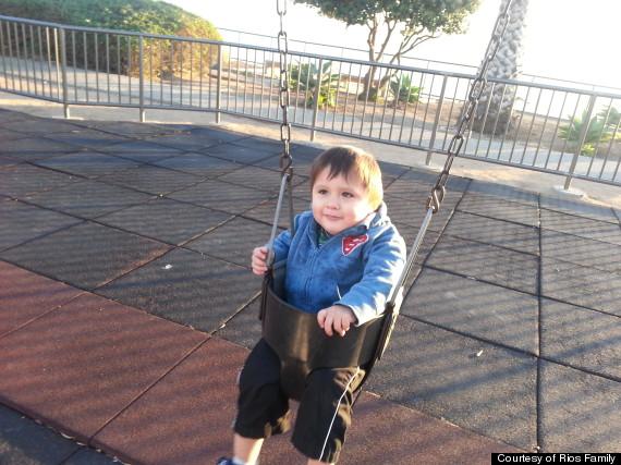 andrew rios swing
