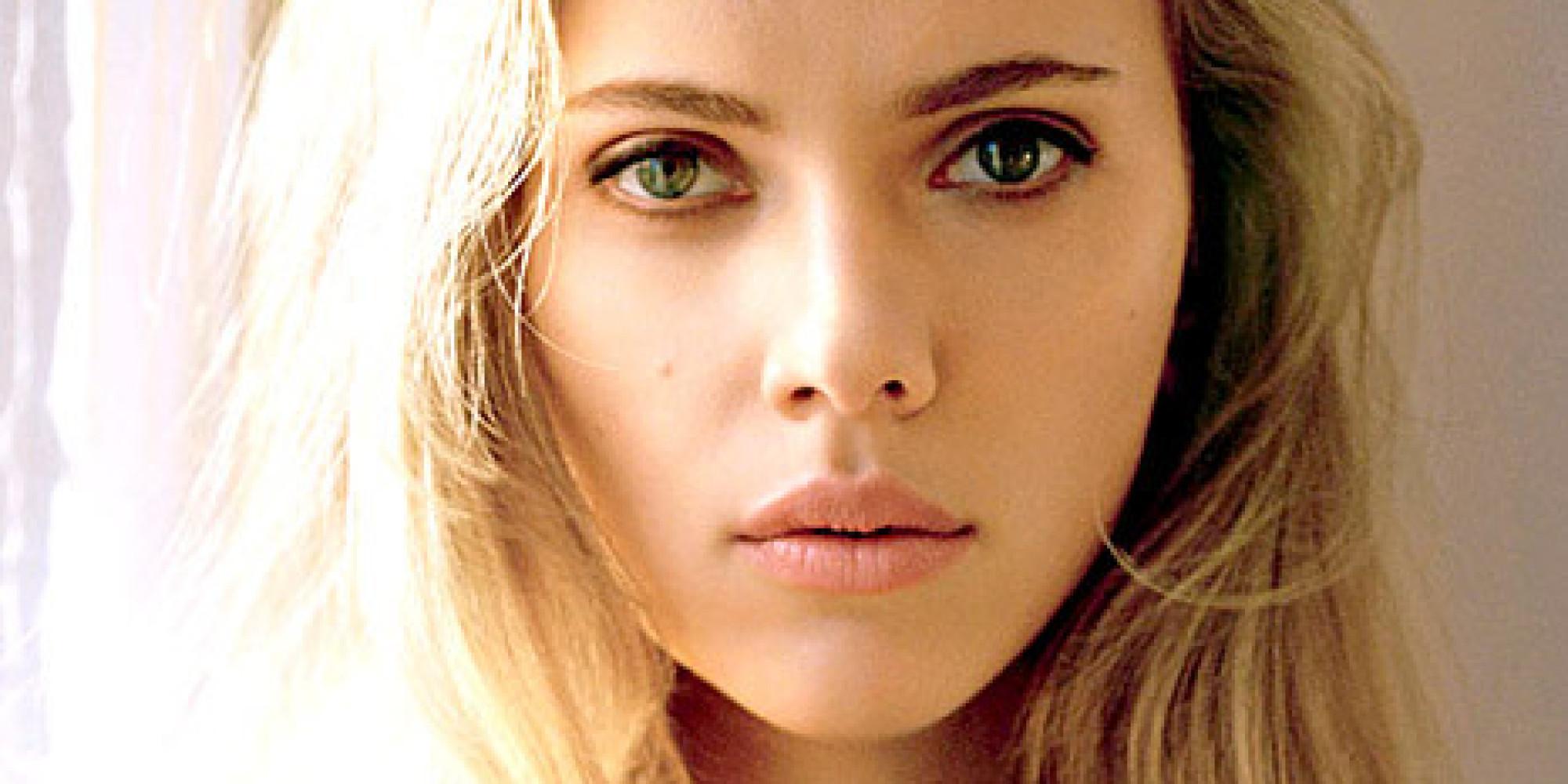 Scarlett Johansson Tal...