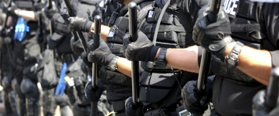 SWAT POLICE FORCE