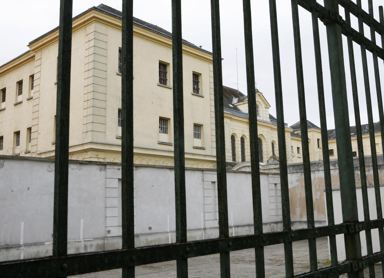 austria jail