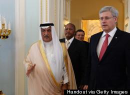 Why Does Harper Still Support the Repressive, Misogynistic Saudi Regime?