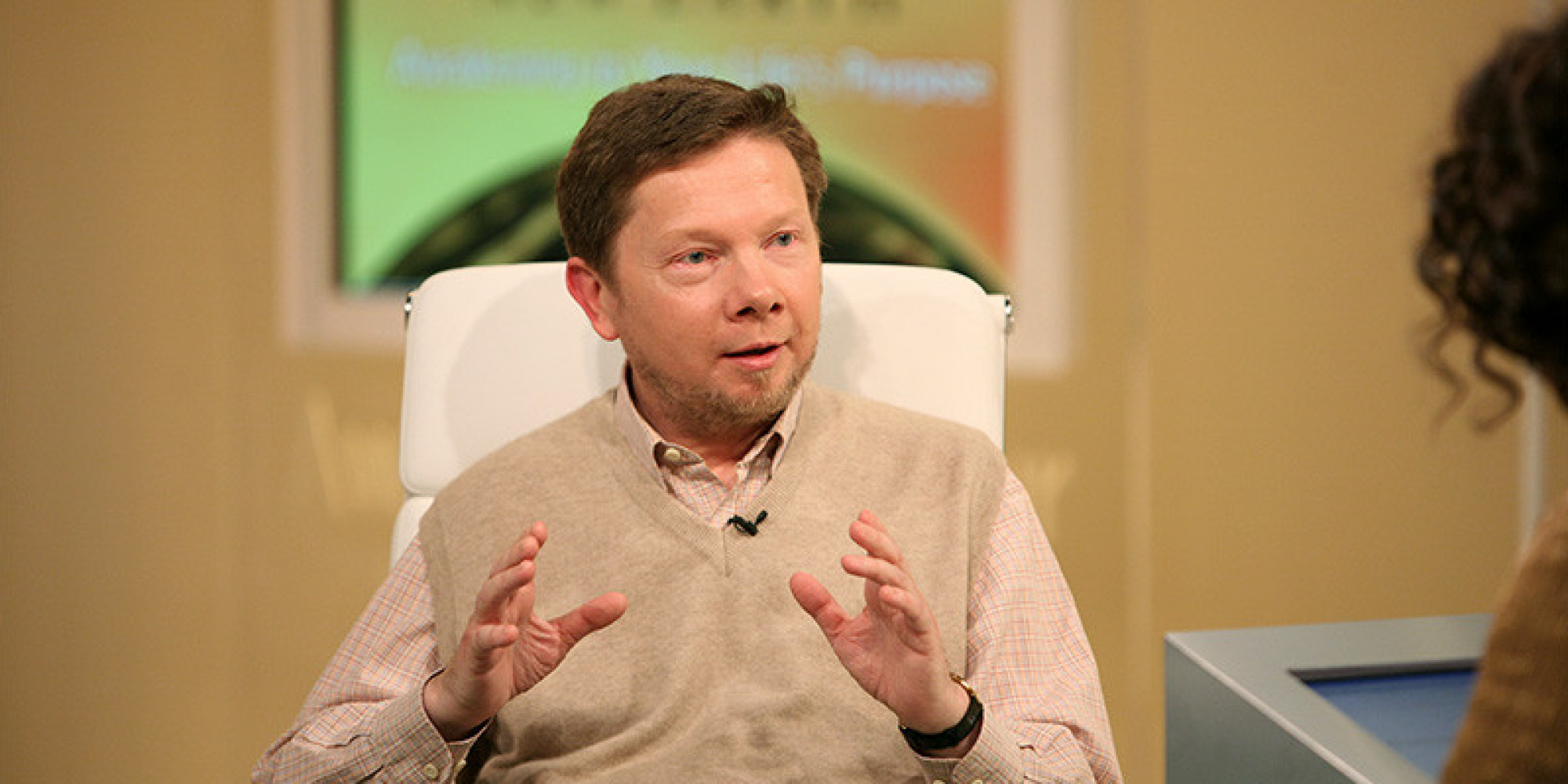 Eckhart Tolle Describes Two Simple Exercises To Help You ...