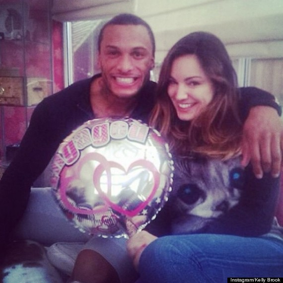 kelly brook engaged