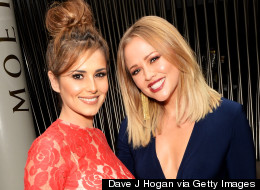 Cheryl 'Burst Into Tears' When She Heard Kimberley Was Pregnant