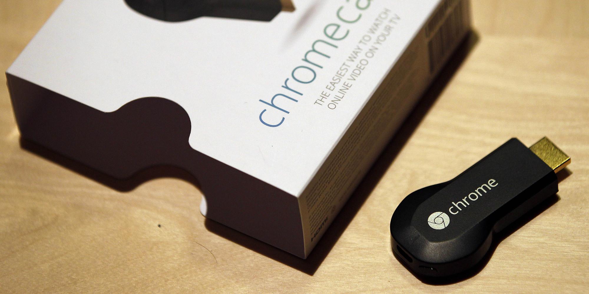 Chrome Chromecast