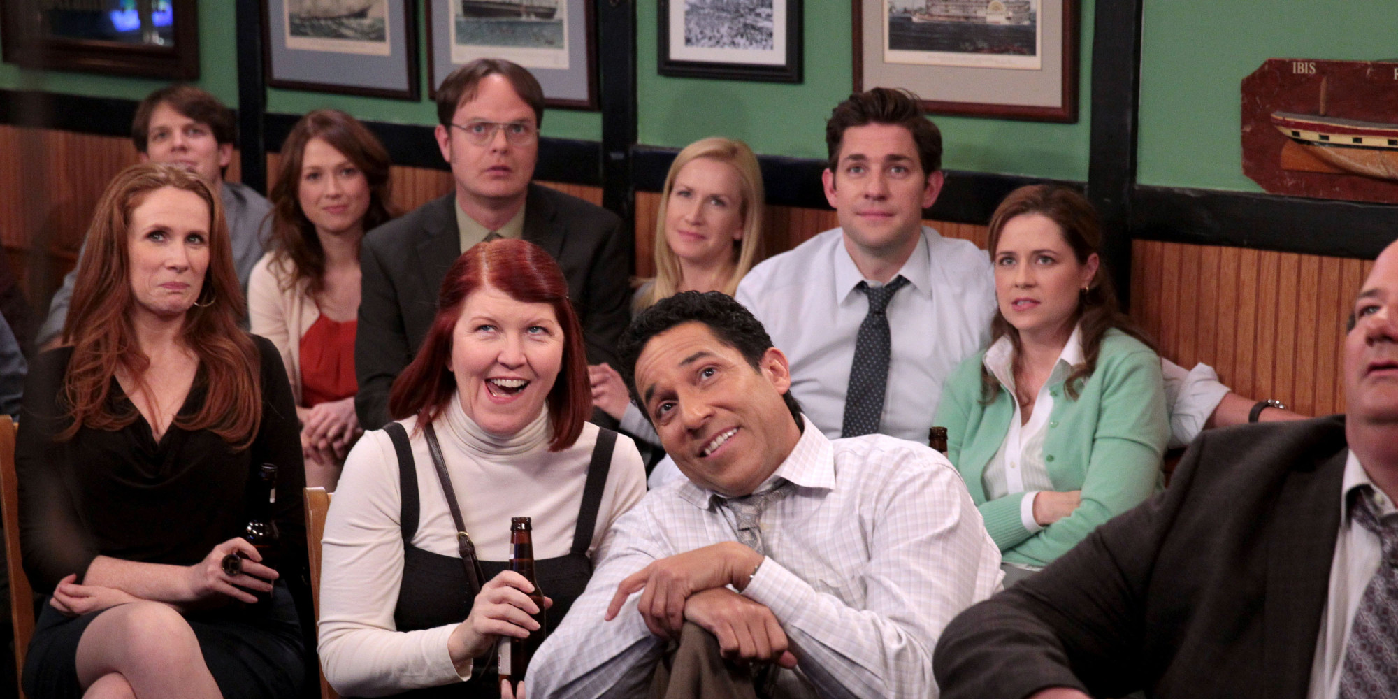 the office time machine