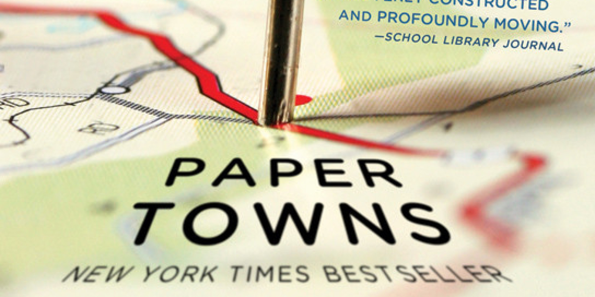 Paper Towns Book Cover Ideas : John green s paper towns is headed to the big screen