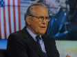 Donald Rumsfeld: 'A Trained Ape' Would Be Better At Foreign Policy Than Obama
