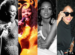 PICS: Diana Ross Is As Faaaaabulous As Ever At 70