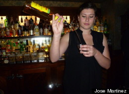 Gillian Georges: A Bar Star on the Rise