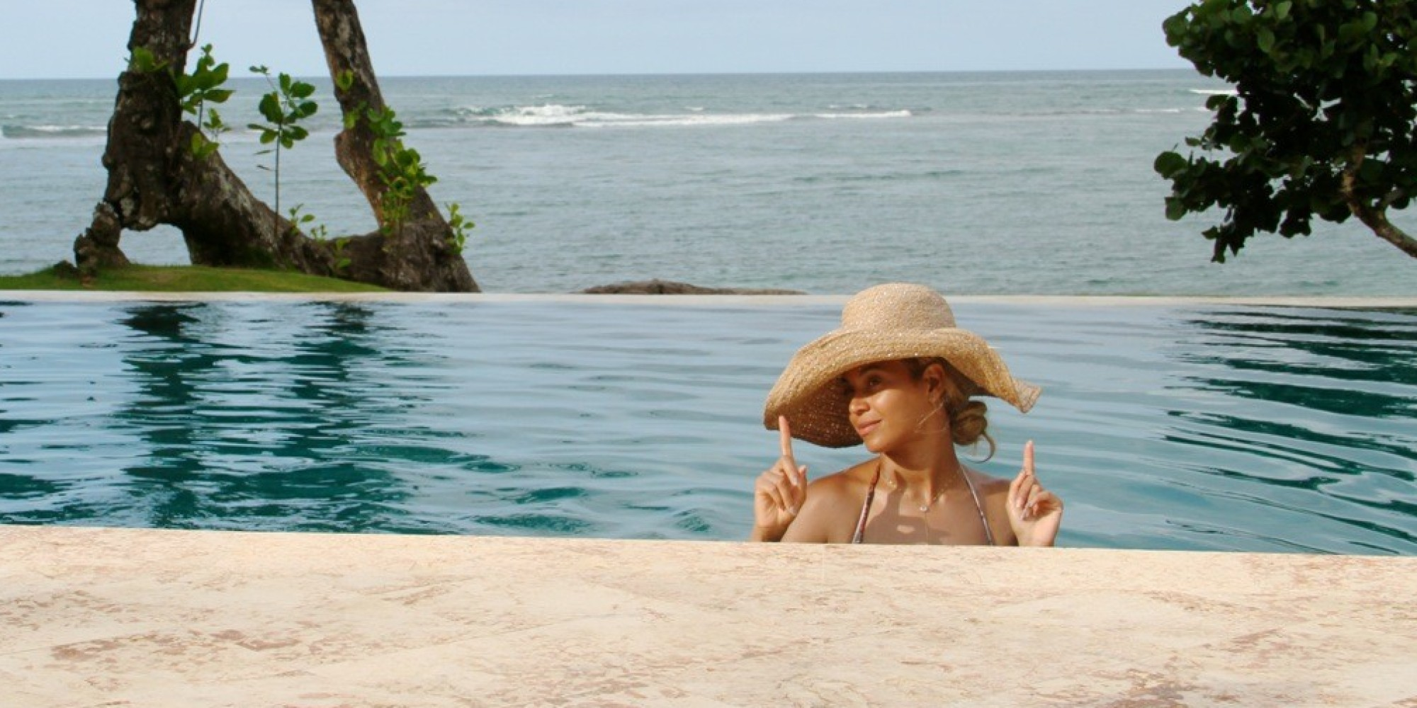 Beyonce S Vacation Photos With Blue Ivy Are The Only