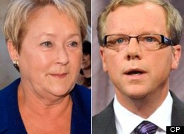 'Sneaky' Premier Takes Shot At Marois