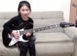 Japanese Girl Shreds Guitar, Gender Stereotypes, With Face-Melting Metal Solo