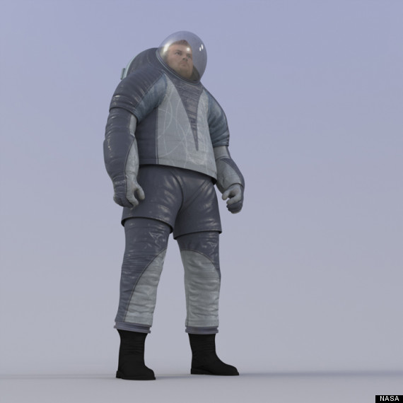 NASA Wants You To Pick Design For Next Spacesuit PHOTOS