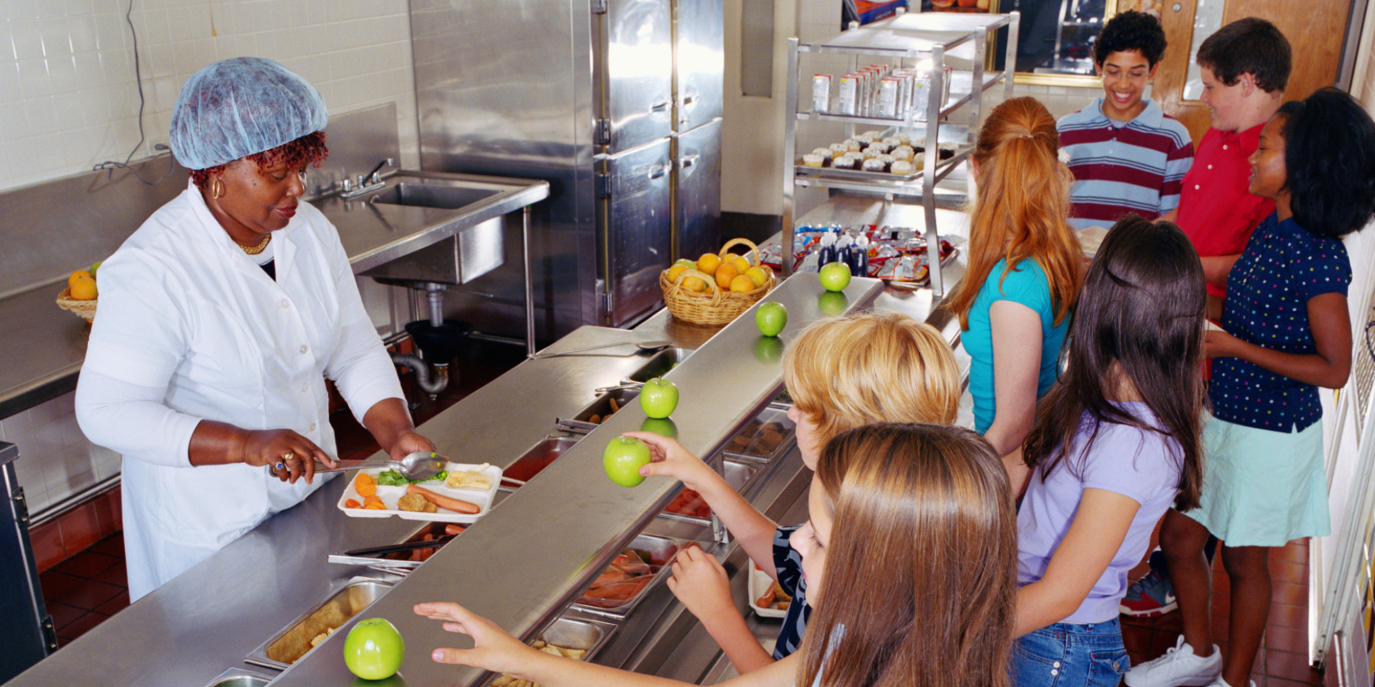 more on cafeterias and school culture