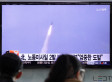 North Korea Fires MIssiles Into The Sea
