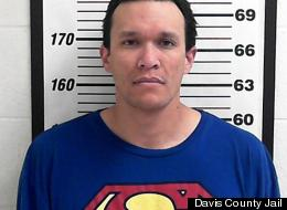 Man Named Christopher Reeves Busted For Meth In Superman Shirt