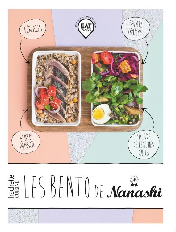 couverture livre les bento de nanashi