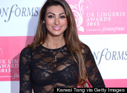 Luisa Zissman: 'Lauren Goodger's Face Is Shocking'