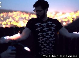 WATCH: Lighting Each Other On Fire Because... It's Science!