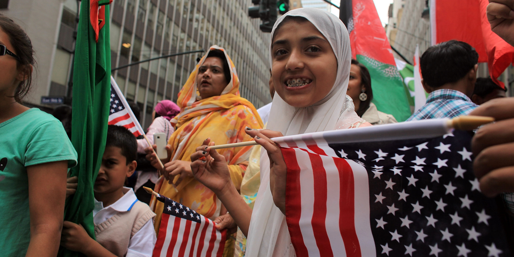 Muslim-American Demographics Reveal A Diverse Group That